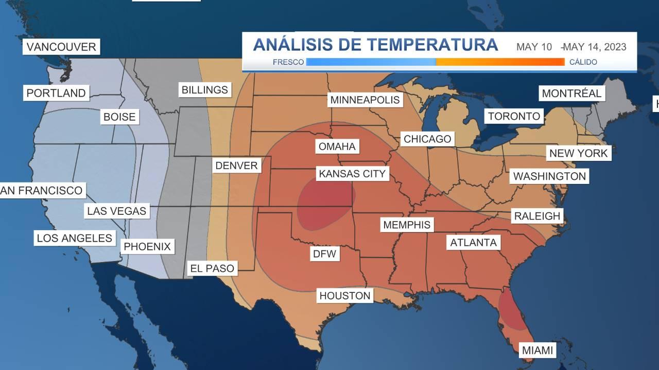 Análisis de Temperatura - Días 6-10